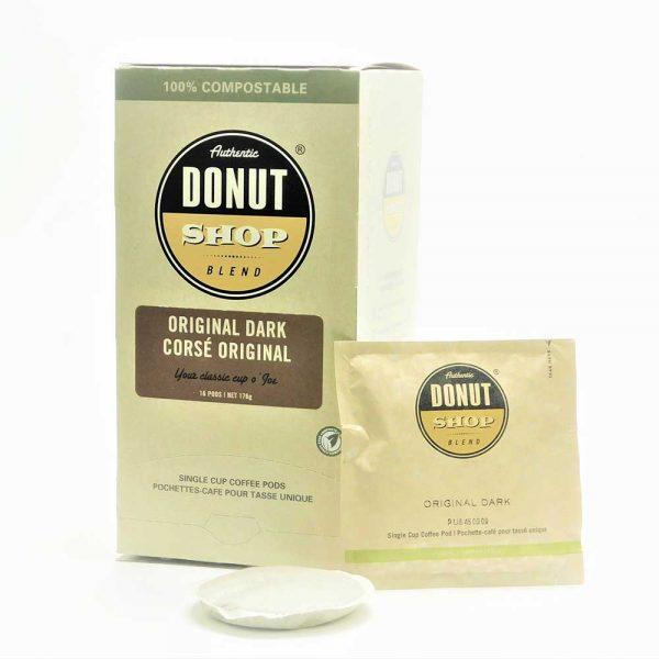 Donut Shop Original Dark Coffee