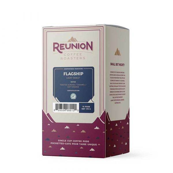 Reunion Island Flagship Light Roast Coffee