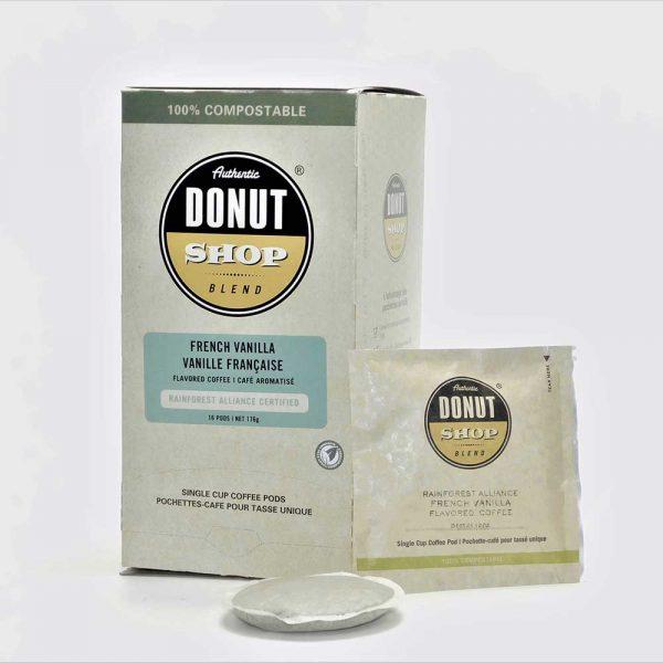 Donut Shop French Vanilla Coffee
