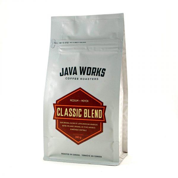 Java Works Classic Blend Roast Coffee