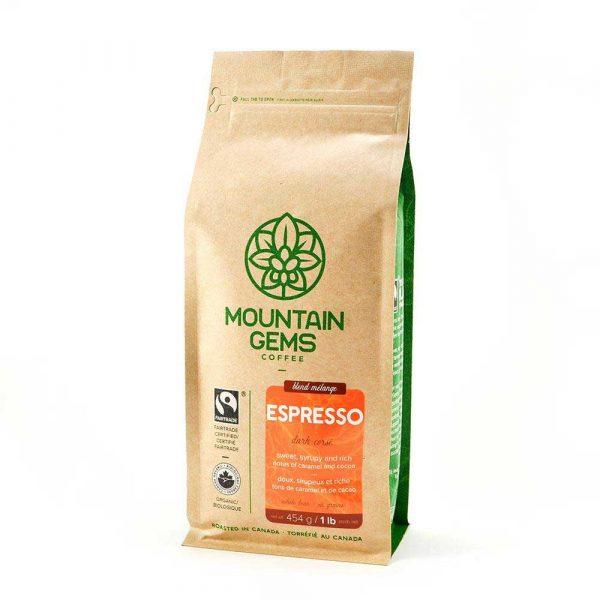 Java Works Mountain Gems Espresso Coffee