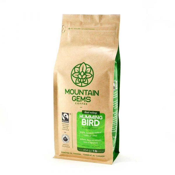 Java Works Mountain Gems Hummingbird Blend Coffee
