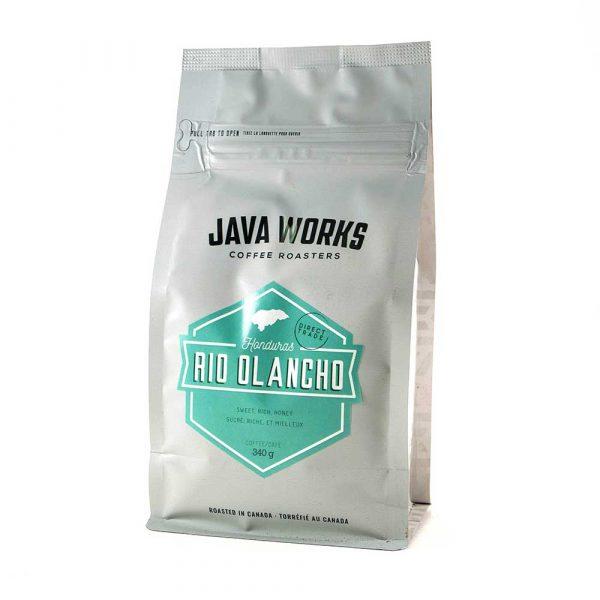 Java works Honduras - Rio Olancho Coffee