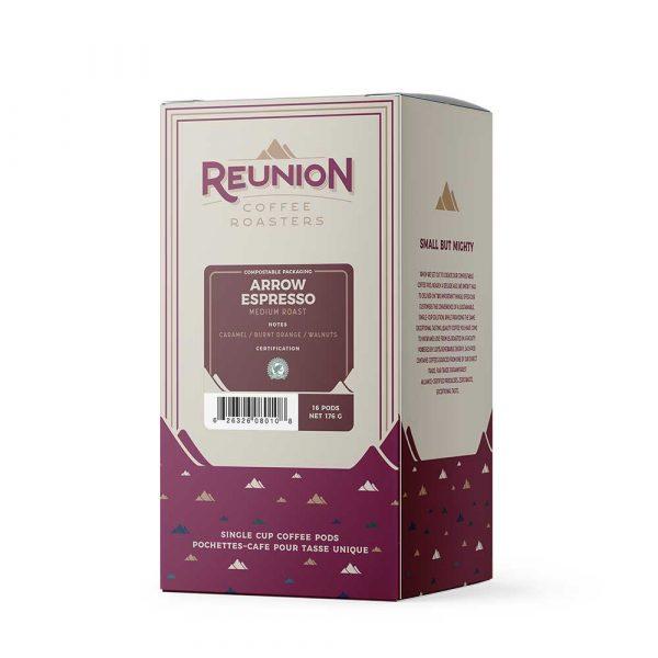 Reunion Arrow Espresso Blend Coffee