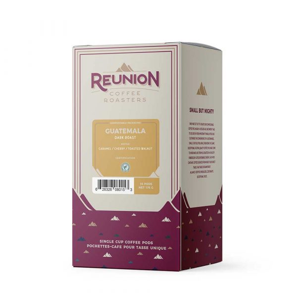 Reunion Guatemala Dark Roast Coffee