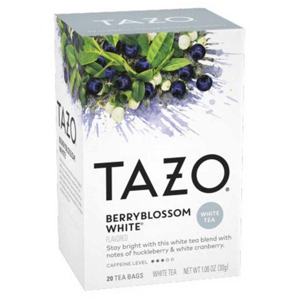 Tazo Berryblossom White® Tea