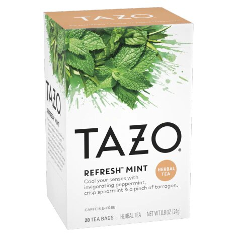 Tazo Refresh Mint® Tea