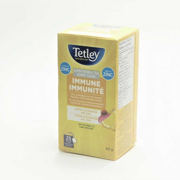 Tetley Super Herbal Tea Immune