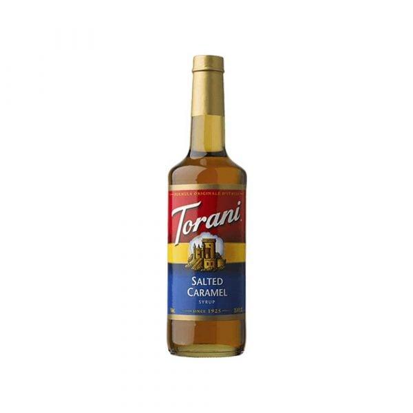 Torani Salted Caramel Syrup